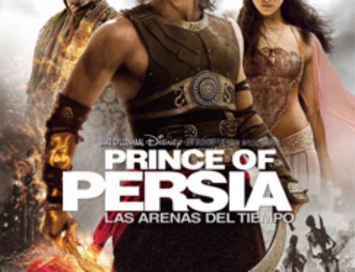 Prince of Persia: Las Arenas del Tiempo [Noviembre 2010]
