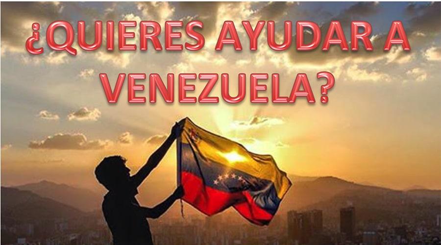Ayuda a Venezuela-1