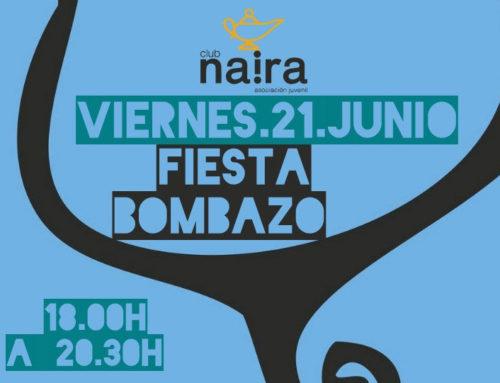 ¡Bombazo!: Fiesta de Fin de Curso