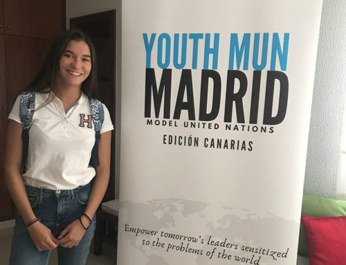 I Sesión del Youth MUN Madrid-Canarias